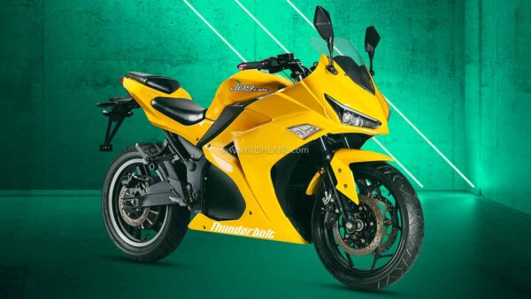 Joy E Bikes - Thunderbolt Electric Motorcycle