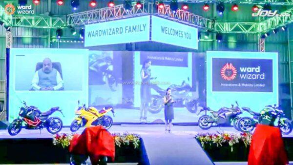 Joy E Bikes Launch Event
