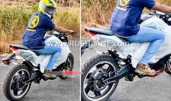 Kabira KM 4000 Electric Motorcycle