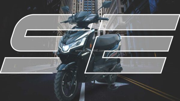 Komaki SE Electric Scooter