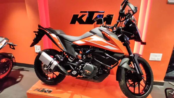 KTM 250 ADV