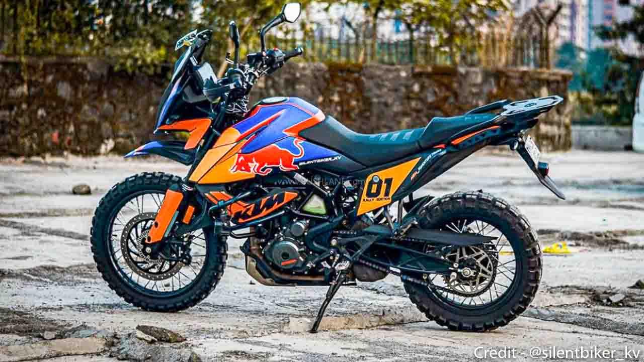2020 KTM 390 Adventure First Impression - PulpMX