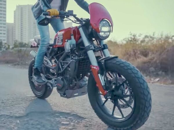 Customized KTM Duke 200 by Autologue Design