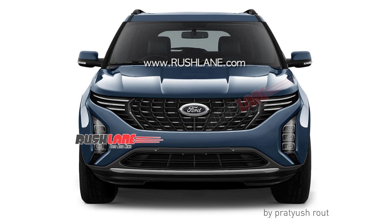 Mahindra Ford Car, SUV Cancelled