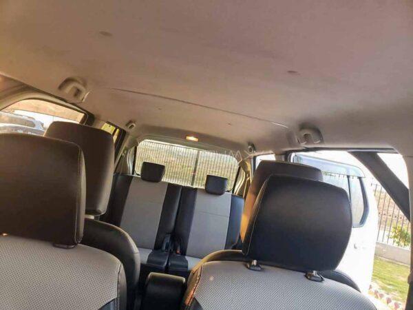 WagonR Limousine 7 Door