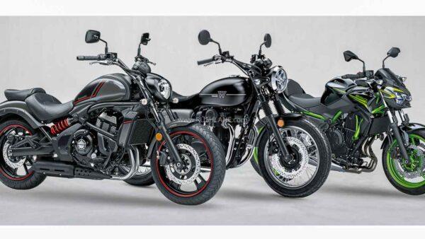 Kawasaki India Discounts Jan 2021