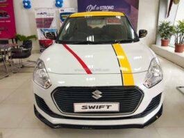 Maruti Swift Sales 2020