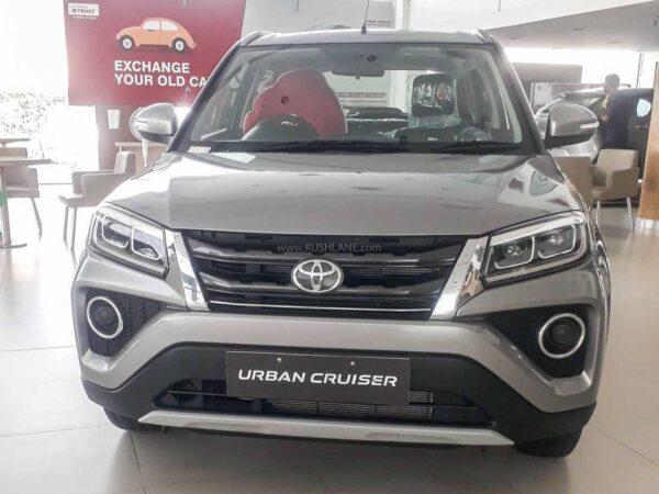 Toyota Urban Cruiser Sales Dec 2020