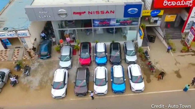 Nissan Magnite Dealer in Bangalore - Surya Nissan