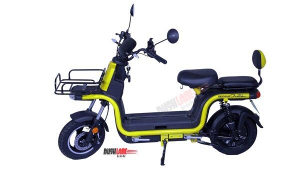 Okinawa Dual Electric Scooter