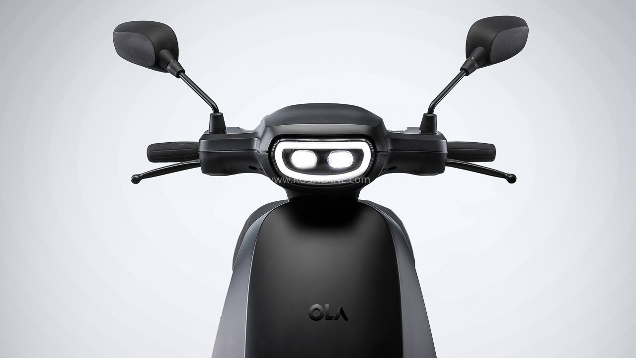 Ola Electric Scooter First Official Images Released - Launch Soon - RushLane