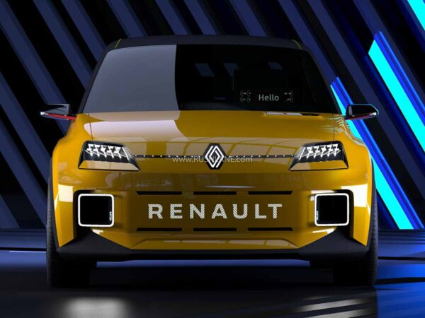 Renault 5 Prototype Electric Car