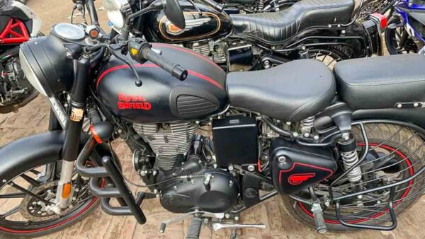 New Royal Enfield Classic
