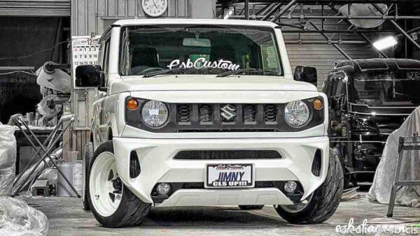 Suzuki Jimny Modified