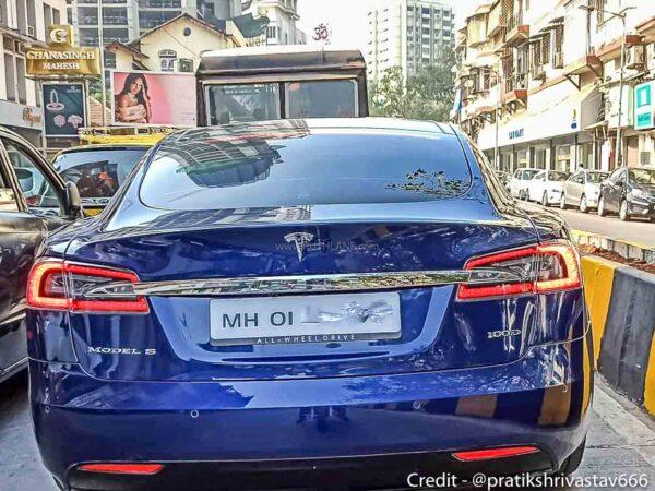 Tesla in India
