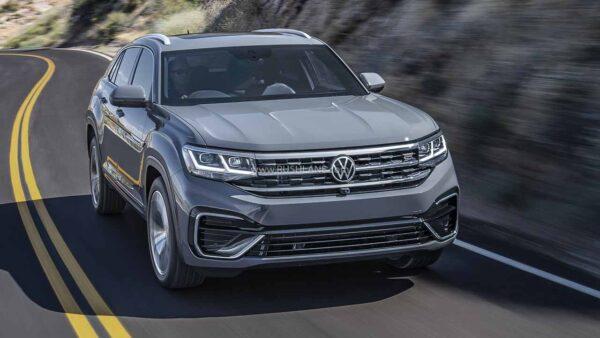 2021 Volkswagen Atlas Cross
