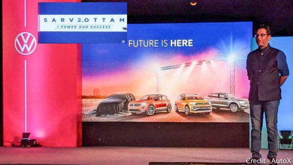 2021 Volkswagen India Plans