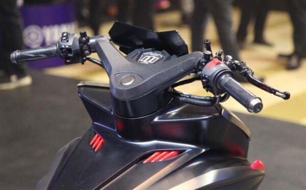 Yamaha F155 Scooter Concept
