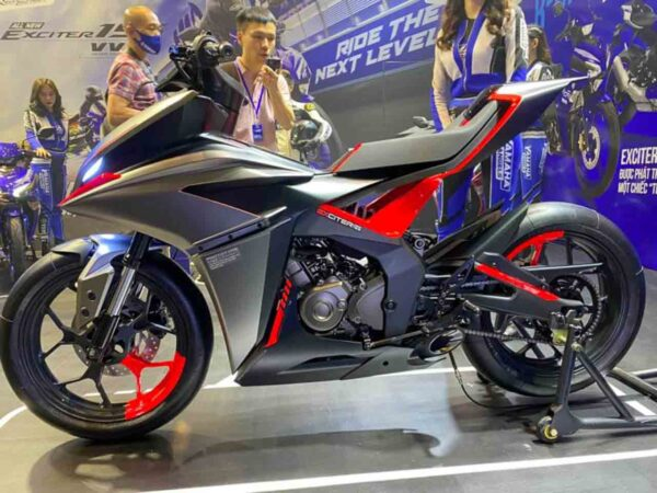 Yamaha F-155 is a future scooter concept equipped with an R15 engine -  India News Republic
