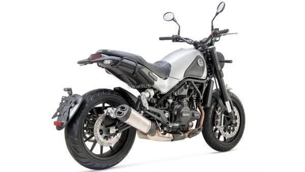BS6 Benelli Leoncino 500