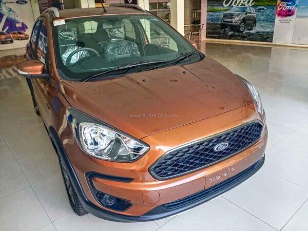 New Ford Figo Freestyle