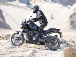 2021 Harley Davidson Pan America