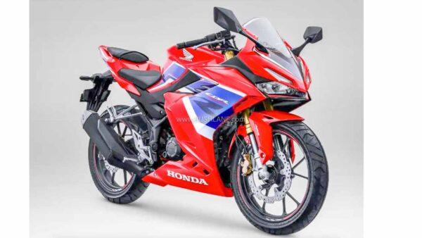 2021 Honda CBR150R With HRC livery
