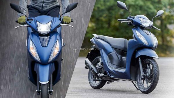 2021 Honda Dio