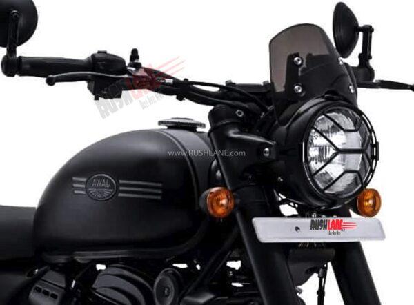 2021 Jawa 42 Black