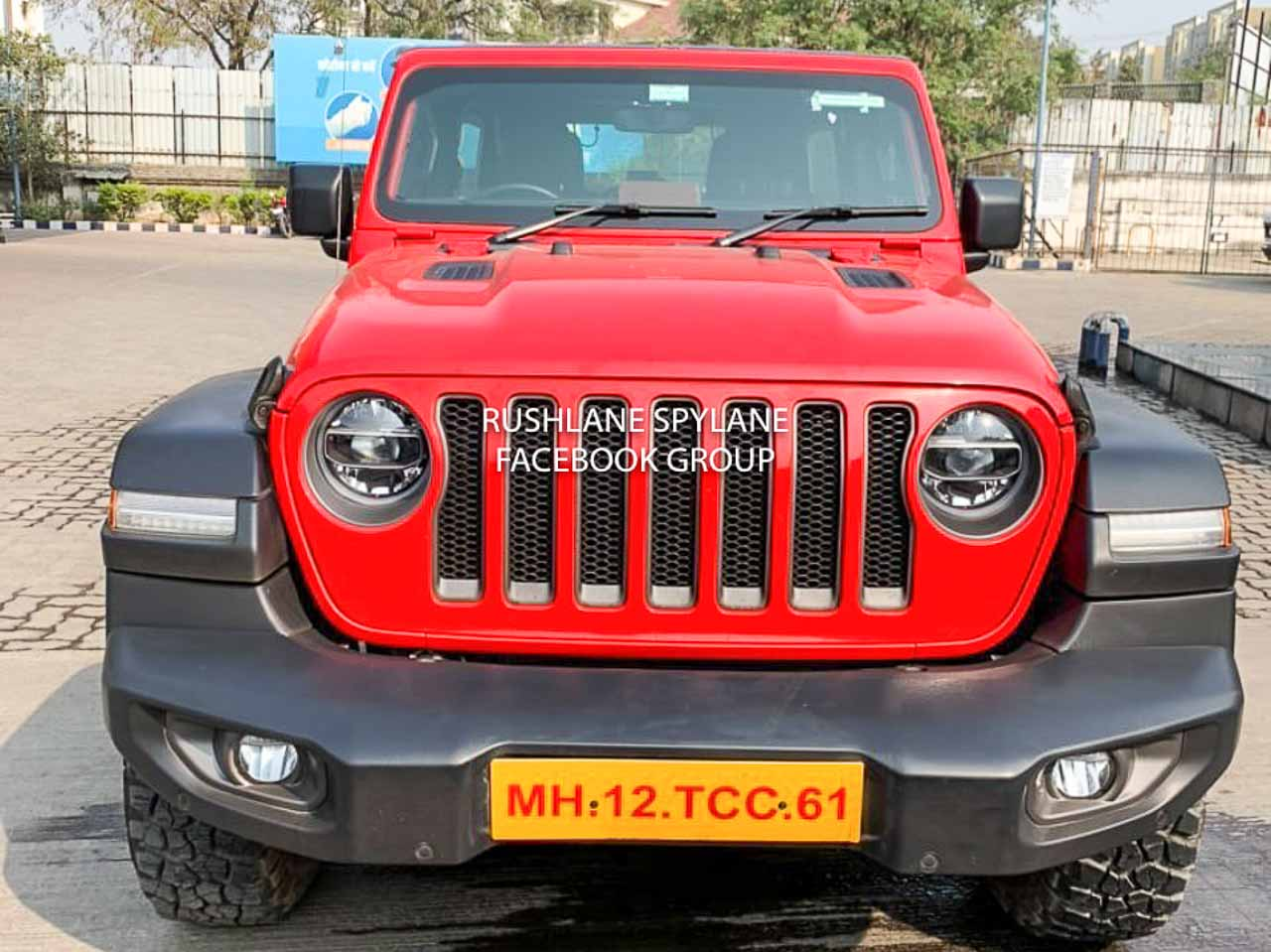2021 Jeep Wrangler Launch On 15th March - Made In India ...
