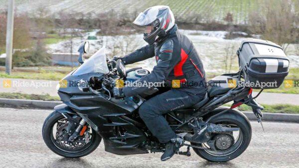 2021 Kawasaki H2 SX