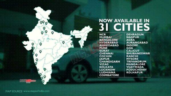 2021 MG ZS EV cities