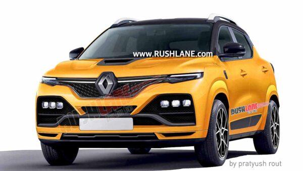 Renault Kiger RS Sport