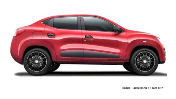 2021 Renault Kwid Sedan