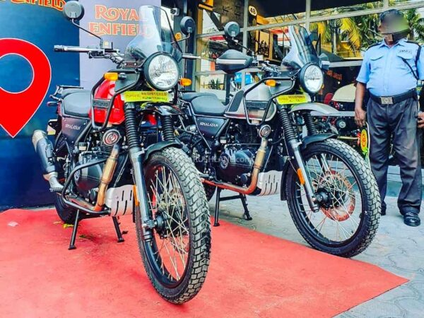 2021 Royal Enfield Himalayan Delivery Starts