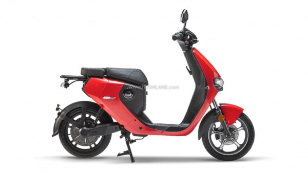 SuperSoco Electric Scooter