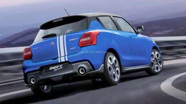2021 Suzuki Swift Turbo Championship Edition