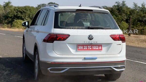 2021 Volkswagen Tiguan 5 Seater
