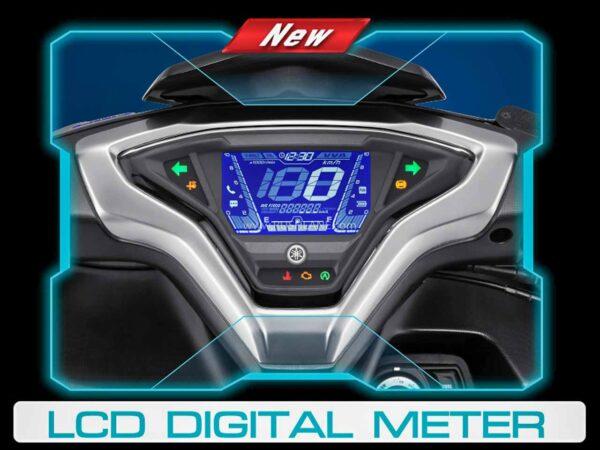 2021 Yamaha Aerox 155