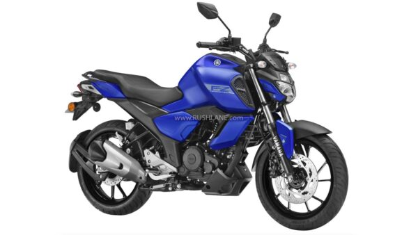 New Yamaha FZ