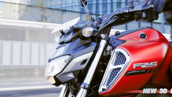 2021 Yamaha FZS FI New TVC