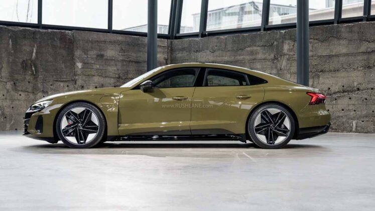 New Audi eTRON GT