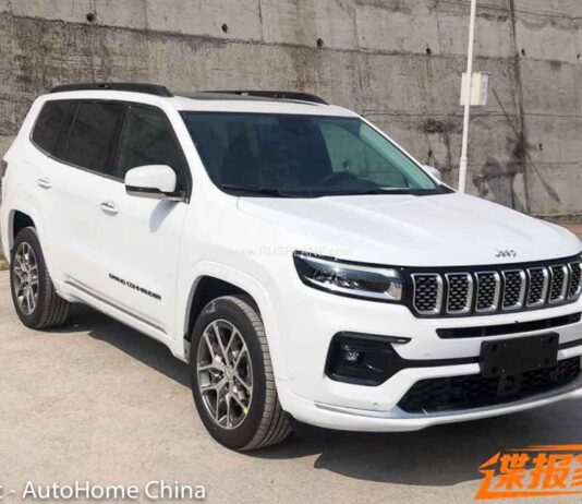 2022 Jeep Commander - 7 Seater Compass