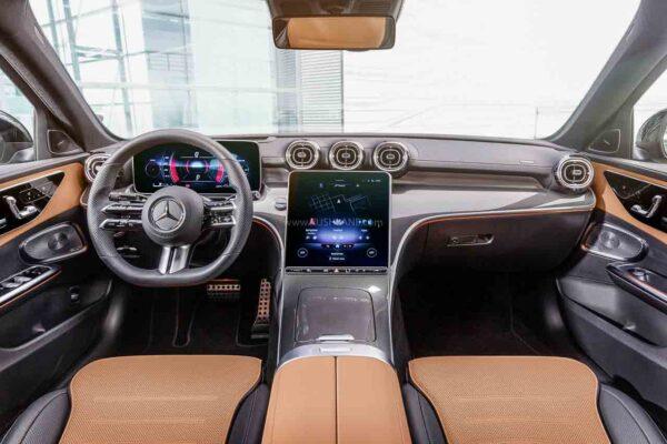 New Gen Mercedes C Class