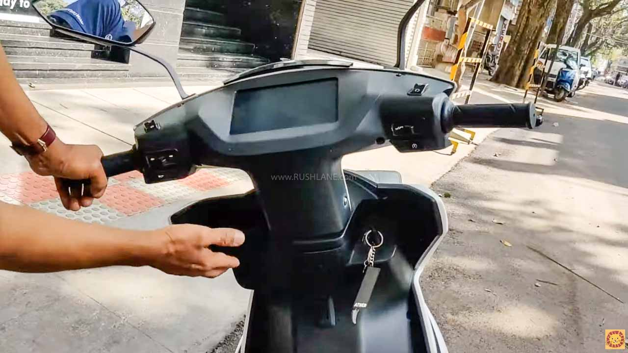 Ather 450 Electric Scooter Ownership Review After 1 Year Of Use - RushLane