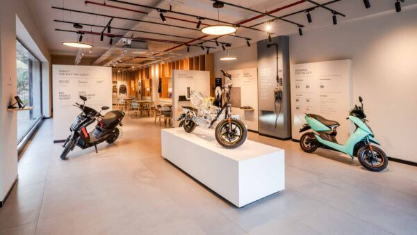 Ather Ahmedabad Dealer