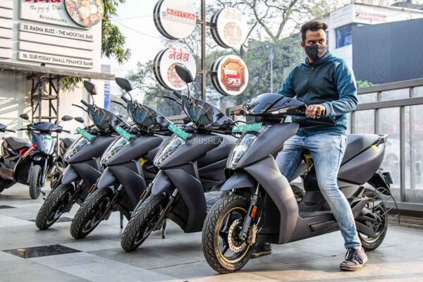 Ather Electric Scooter in Pune Discount