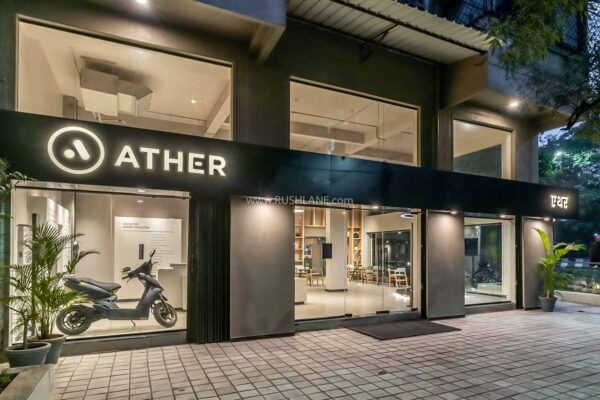 Ather Space Pune - Now open