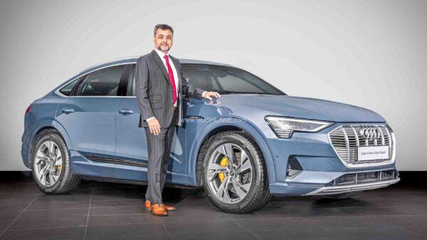 Audi e-tron electric SUV India launch