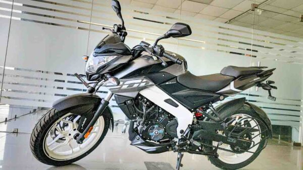 New Bajaj Pulsar NS200